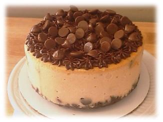 Chocolate Chip Cheesecake2