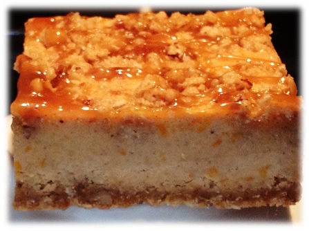 Sweet Potato Praline Bars.jpg Framed