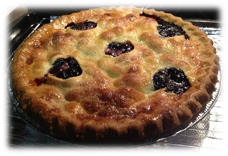 blueberry pie.jpg2.jpgframed