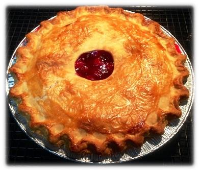 cherry-pie-framed