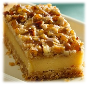 praline caramel cheesecake bars.jpg2 framed
