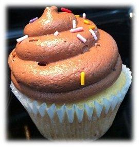 reg cupcake  w choc.jpgframed